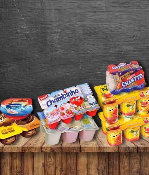Kit Iogurte Nestle